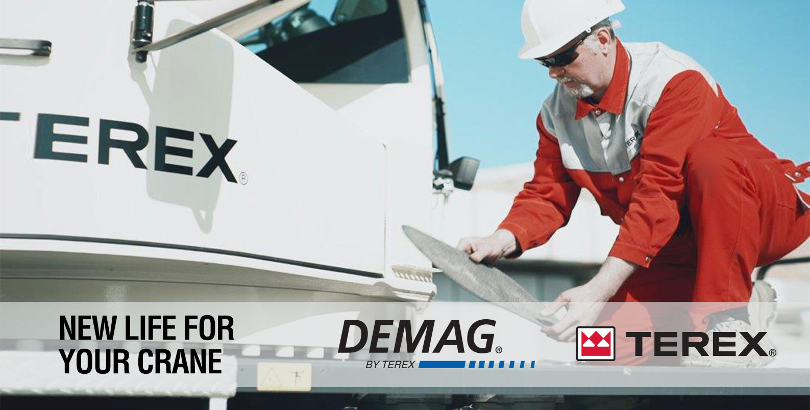 New Life for Your Crane - TEREX | DEMAG
